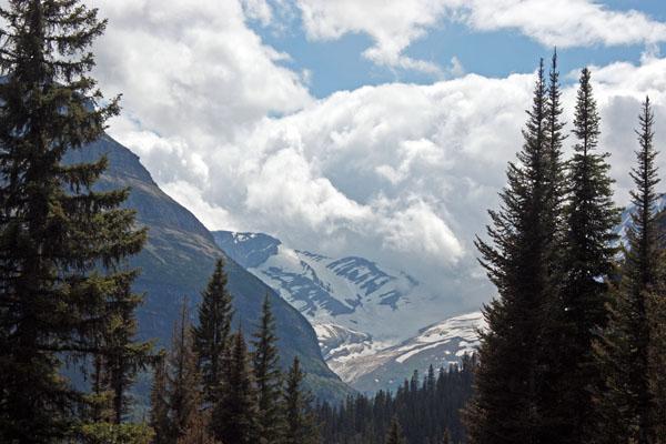 Jackson Glacier.